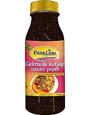 Faja Lobi Gekruide Ketjap zonder peper 250 ml