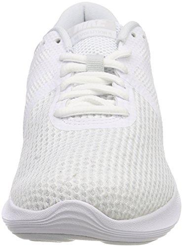 Revolution White White da Platinum Basse Pure Uomo EU Bianco 001 4 Ginnastica Scarpe NIKE AwxqdHzA