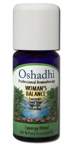 Oshadhi Synergy Blends Woman's Balance 10 mL