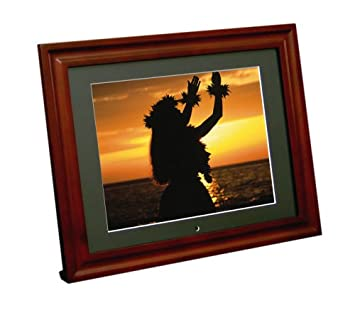 portable usa pu 10wb 104 inch 256mb bluetooth enabled digital picture frame with two