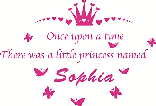 Custom product Personalized Once Upon A time Princess