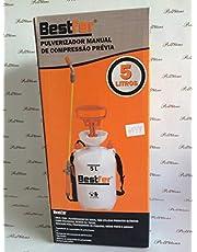 Pulverizador Manual Compressao Previa Mochila Bico Regulavel
