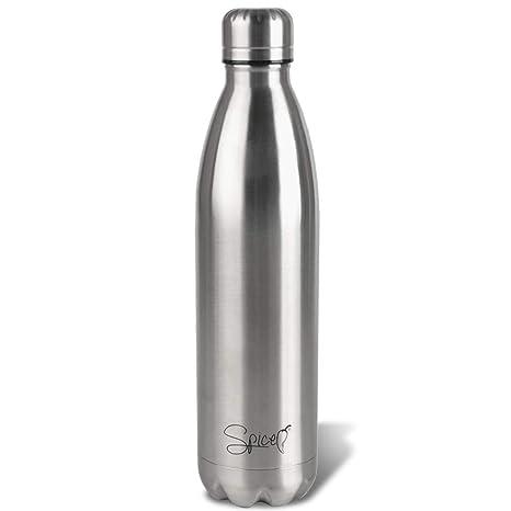 SPICE - Botella térmica de Acero Inoxidable (500 ml): Amazon ...