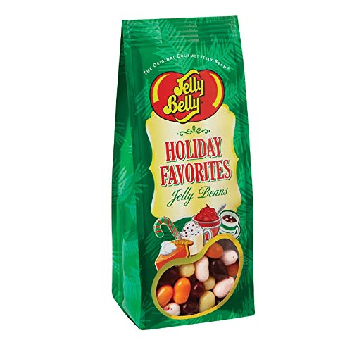 Jelly Belly Holiday Favorites Jelly Bean 7.5 Ounce Bag (Eggnog Jelly Beans)