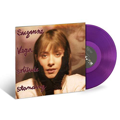 - Suzanne Vega - Solitude Standing Exclusive Limited Edition Purple Vinyl LP