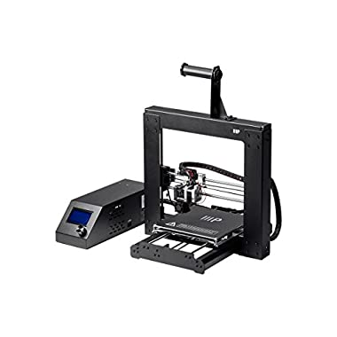 Monoprice Maker Select 3D Printer with Heated Build Plate, Includes 2 GB Micro SD Card and Sample PLA Filament - 113860