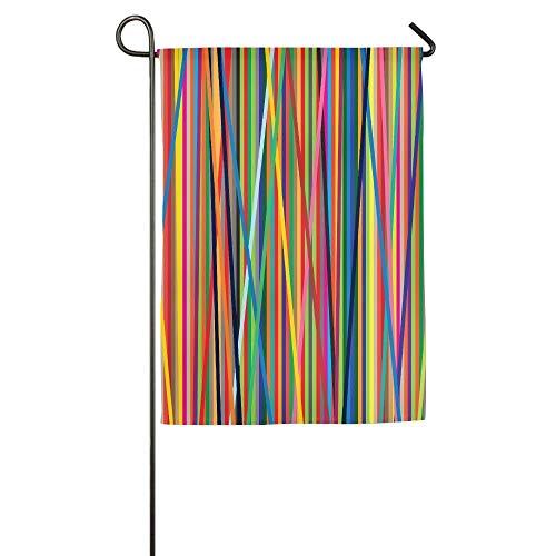 Geometric Clipart - NOAID Custom Garden Flag Colorful-Geometric-Desktop-Clipart-8 Garden Flag 12