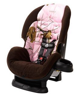 Cosco - Scenera Convertible Car Seat, Realtree Pink