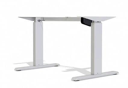 TOP-ECO Neo V1 Escritorio de altura ajustable, patas de mesa ...