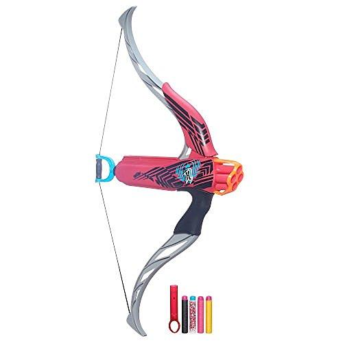 Nerf Rebelle Strongheart Bow Blaster, Pink