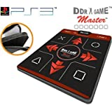 New DDR Super Sensitive Master Super Deluxe Dance Pad For PS3 & PC Native USB Connection
