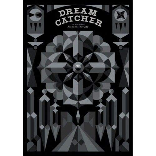 Dream Catcher - [Alone in The City]3rd Mini Album Shade Ver CD+PhotoBook+Card+Sticker+Pre-Order K-POP Sealed