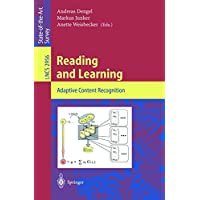 Reading and Learning: Adaptive Content Recognition (Lecture Notes in Computer Science)