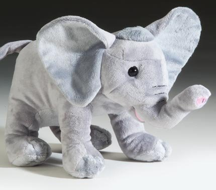 Heated Aromatherapy Pets-Elephant-Lavender