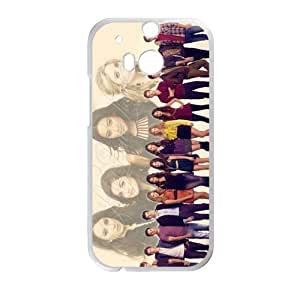DAZHAHUI Pretty Little Liars Cell Phone Case for HTC One M8