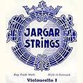 Jargar 4/4 Cello String Set Medium by Jargar