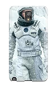 Note 3 Scratch-proof Protection Case Cover For Galaxy/ Hot Matthew Mcconaughey In Interstellar Phone Case 9180043K11127185