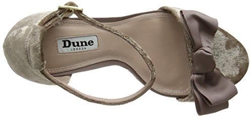 Dune Moella - Tacones Mujer Beige (Mink)