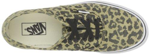 Multicolore Vans Sneaker negro Authentic U Unisex leopardo Vscq7sq Adulto xgg7qwvp