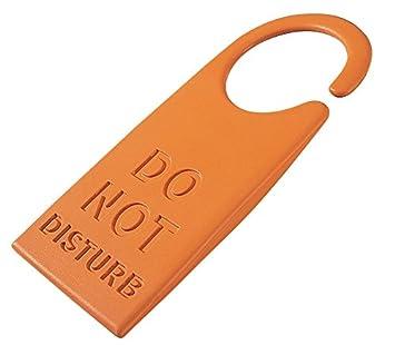 Amazon.com: Cartel para puerta de No molestar (En Inglés ...