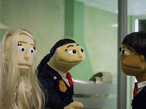 Doug Puppet Childrens (Puppet Show/Mystic Egg Pizza)