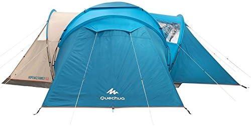 Decathlon - Tienda de campaña Arpenaz Camping Family, Hombre, ARPENAZ FAMILY 6.3: Amazon.es: Deportes y aire libre