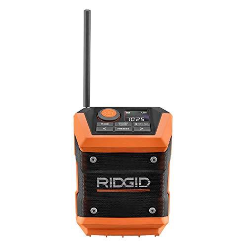 r84086b cordless mini bluetooth radio