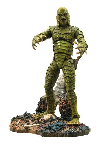 Diamond Select Toys Universal Monsters Select: Creature from The Black Lagoon (New Sculpt) Action Figure