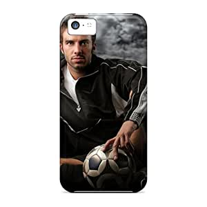 For ByQVUCc8223kmEzl Soccer Goalie South Africa 2010 Protective Case Cover Skin/iphone 5c Case Cover
