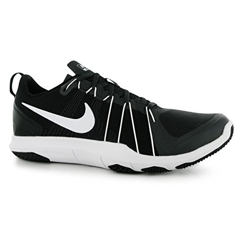 NIKE Flex TR AVER Montre Formation Chaussures pour Homme Gris/Blanc Fitness Formateurs Sneakers