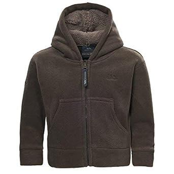 61c3f9e93f5d Trespass Baby Boys Alejandro Full Zip Fleece Jacket  Amazon.co.uk ...