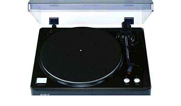 Airis Td500 - Tocadiscos para equipo de audio: Amazon.es: Electrónica