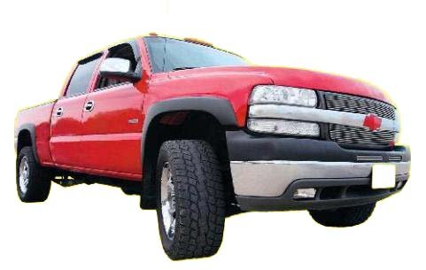 04 chevy 1500 fender flares - 2