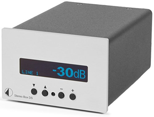 Pro-Ject Stereo Box DS Audiophile Stereo Integrated Amplifie