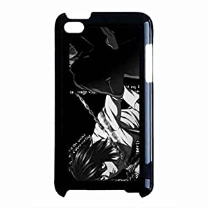 Death Note iPod Touch 4th, Death Note Hard Plastic Black Cover, Death Note Phone Funda