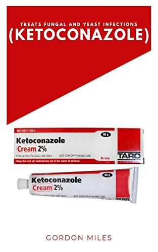 TREATS FUNGAL AND YEAST INFECTIONS (KETOCONAZOLE)