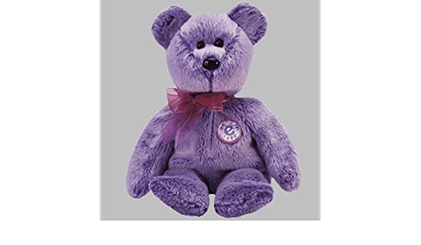 8965d1524e5 Amazon.com  TY Periwinkle the Bear Beanie Baby by Beanie Babies  Toys    Games