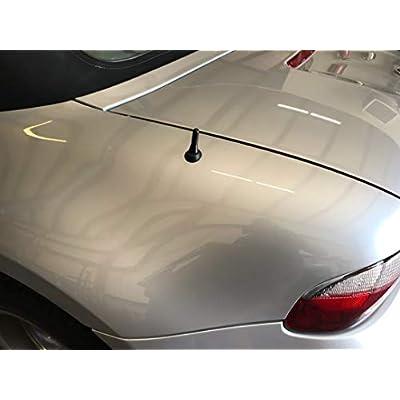 AntennaX Super Shorty (1.5-inch) Antenna for Chevy Camaro: Automotive