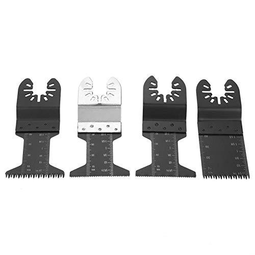 Maslin 24pcs Oscillating Multi Tool Saw 2019 new style Blades Set for Bosch Dremel Fein Worx Saws