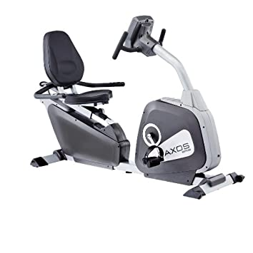 KETTLER BICICLETA ESTÁTICA AXOS CYCLE R new: Amazon.es: Deportes y ...