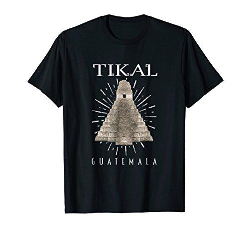 Tikal Guatemala Mayan Ruins T-Shirt
