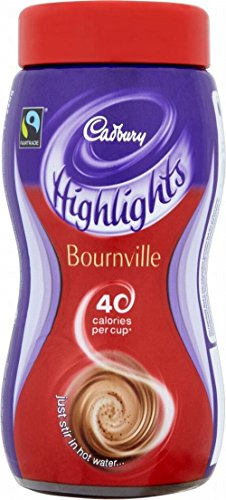 Cadbury Highlights Dark Chocolate Fairtrade (220g)