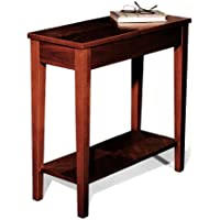 Levenger No-Room-for-a-Table Table - Dark Cherry