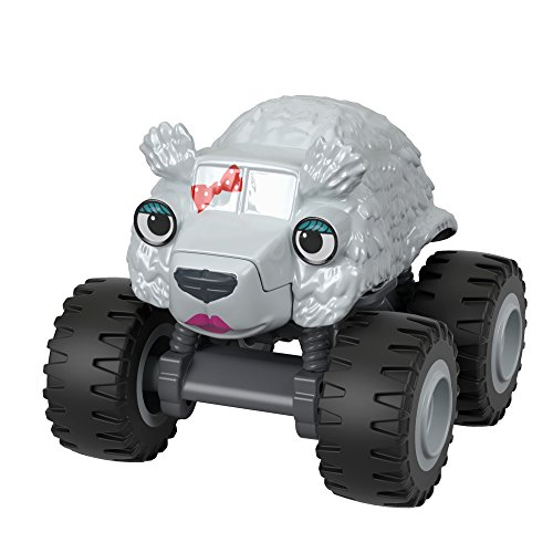 Fisher-Price Nickelodeon Blaze & The Monster Machines, Kissingbear