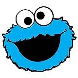 """Jonas Trading MAGNET Cookie Monster Sesame Street vynil car magnetic vinyl 5"""" x 4"""""""