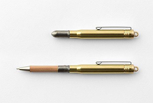 Travelers Company Brass Ballpoint Pen