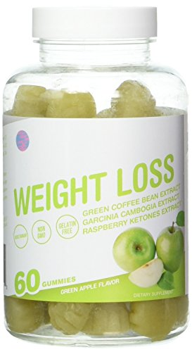 Gummy Planet Weight Loss Gummy, 60 Count, 60 Count by Gummy Planet