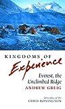 Kingdoms of Experience, Andrew J. Creighton, 086241881X