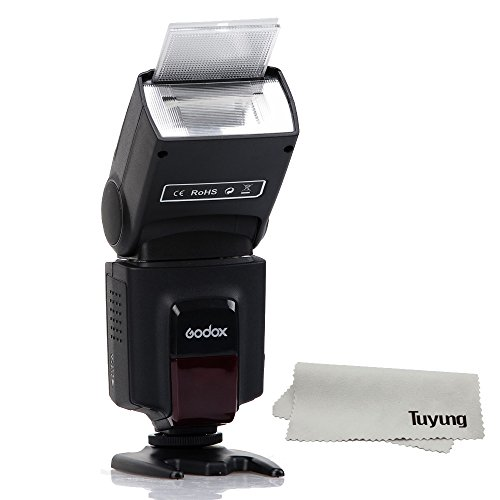 Godox Thinklite Camera Flash TT520II with Build-in 433MHz Wi