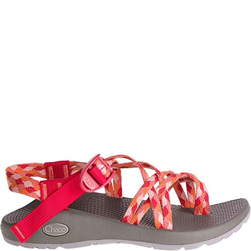 Chaco Women's ZX2 Classic Athletic Sandal (9 B(M) US, Quilt Peach)
